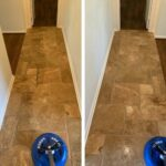 Before and After Tile Job