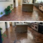 Before and After Tile Service Portland
